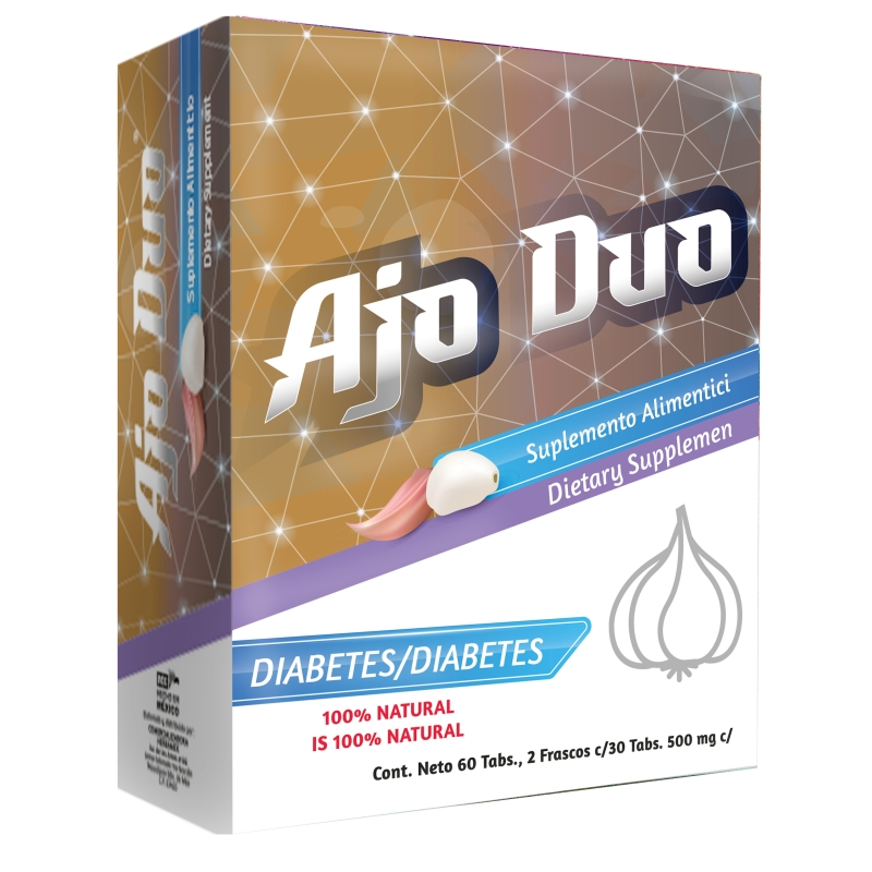 Ajo Duo Diabetes
