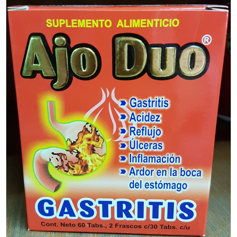 Ajo Duo-Gastritis