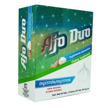 Ajo Duo Digestión