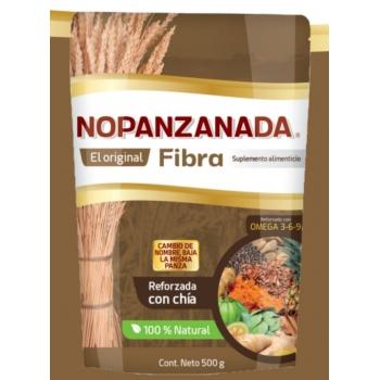 Fibra Chupa Panza