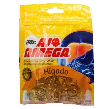 Mr Ajo Omega Higado