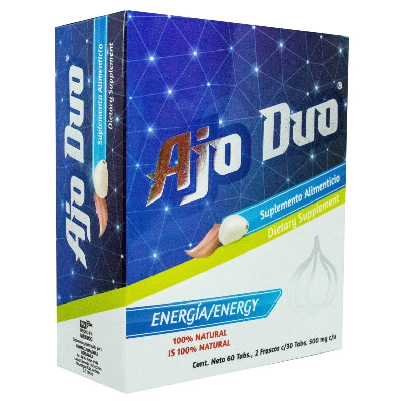 Ajo Duo Energía