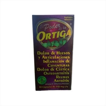 Poder de la Ortiga El secreto de la Ortiga / El secreto de la Ortiga